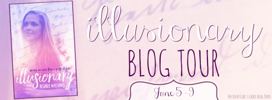Illusionary Blog Tour Banner