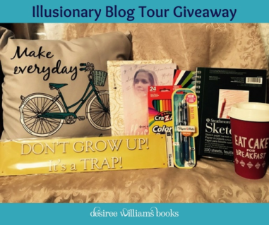 Illusionary Blog Tour Giveaway