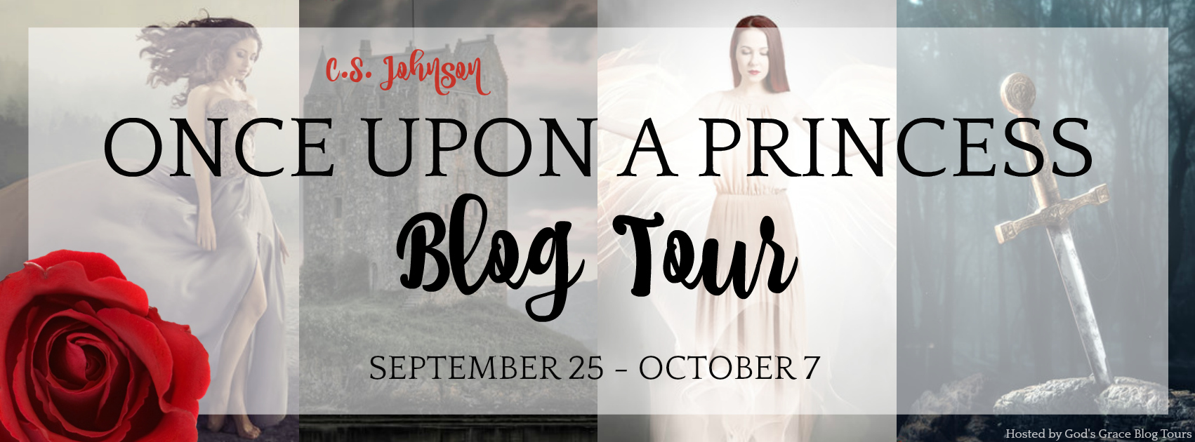 Once Upon A Princess Blog Tour
