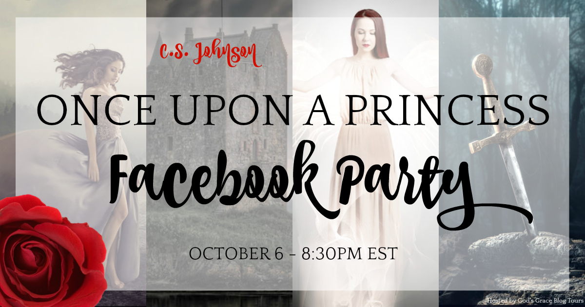 Once Upon A Princess FB Party Banner