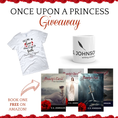 Once Upon A Princess Giveaway