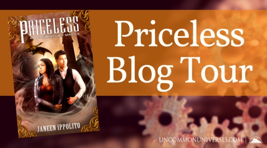 Priceless Blog Tour