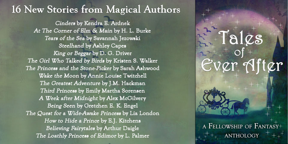 Tales of Ever After Author Graphic