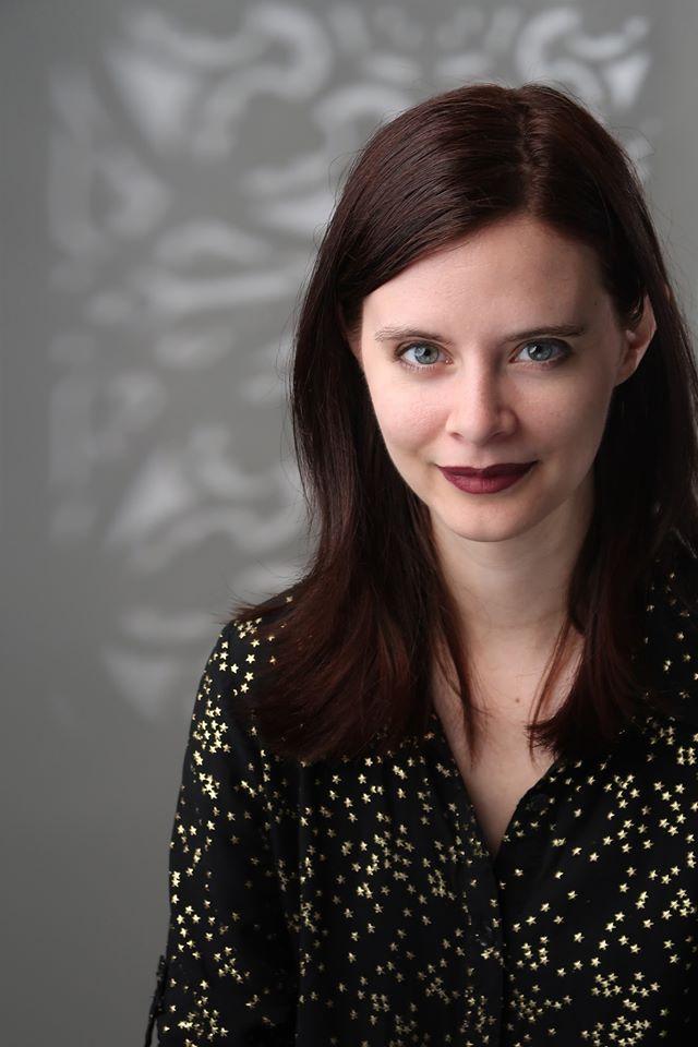 Author Rebekah Shafer Headshot